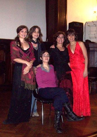"""""""Tras la huella de la Canción de Cámara Argentina"""", en Córdoba 2010"""