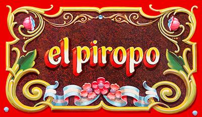 LOGO EL PIROPO
